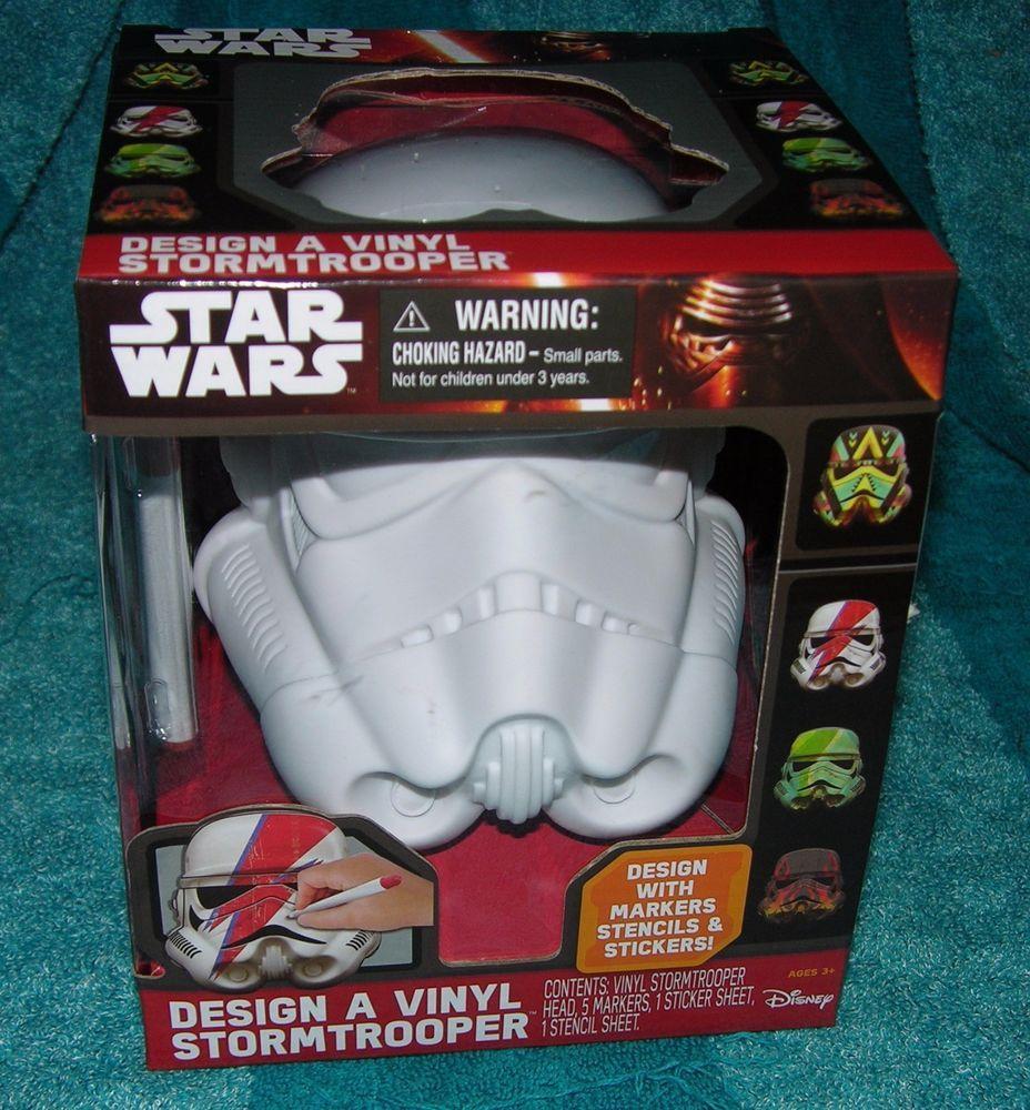 Star Wars Design A Vinyl Stormtrooper Helmet Force Friday Walgreens
