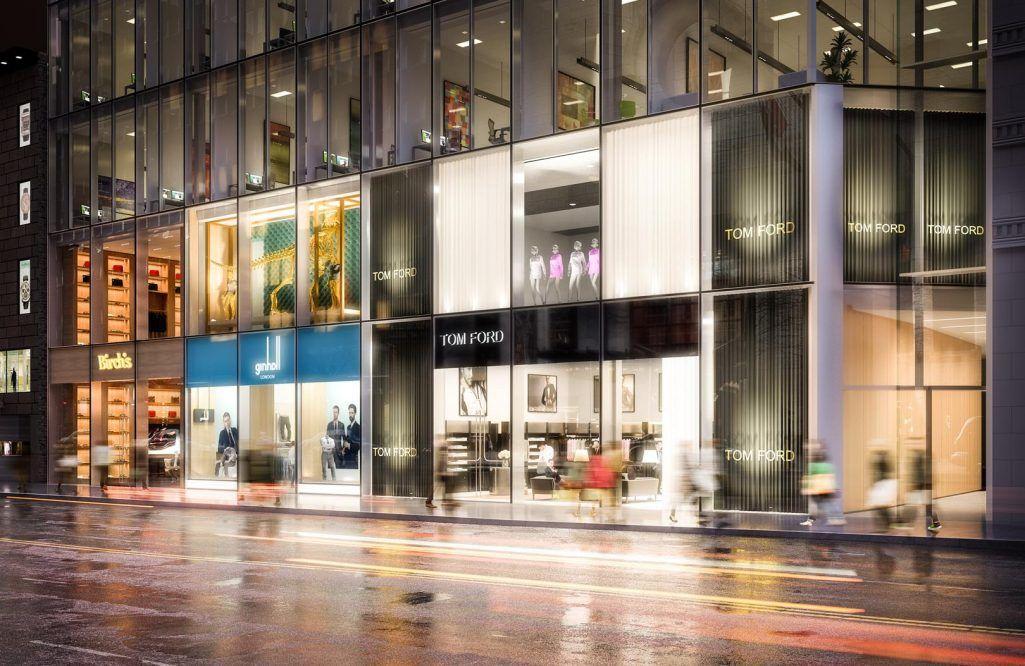40 East 57th Street CGI Design firms, Interior design