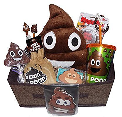 Ultimate crappy poo gift basket includes emoji poo pillow and alot ultimate crappy poo gift basket includes emoji poo pillow and alot of other crap ideal negle Choice Image