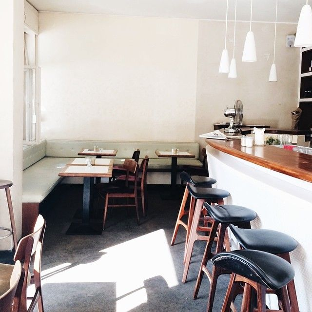 Cafe Liebling in Berlin / photo by Ilenia Martini | Fine ...