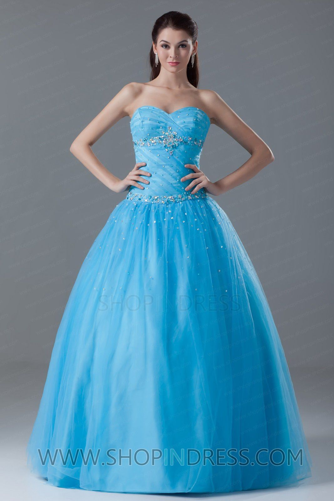 cheap Blue Prom Dresses | ShopInDress Official Blog | dress ...