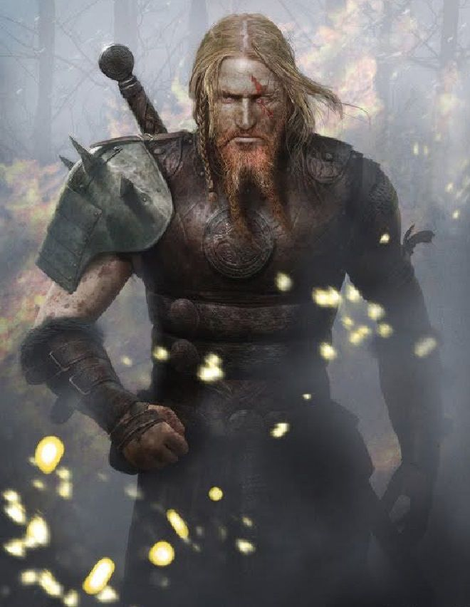 Shirtless men of fantasy barbarian fighter barbarian fighter