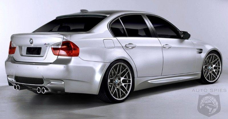 BMW M3 | The Automotive Addicts Blog: 2009 BMW M3 Sedan | I\'d Drive ...