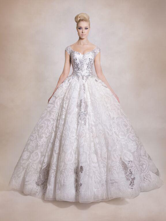 6aaae78744 21 Vestidos de Novia estilo Princesa