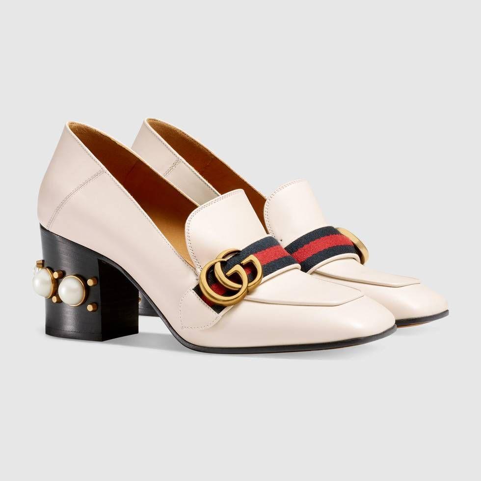 women's designer loafers uk