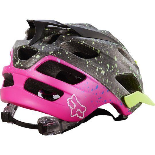 Fox Clothing Flux Flight Womens Mountain Bike Helmet 2015 Mountain Bike Helmets Bicycle Mountain Biking