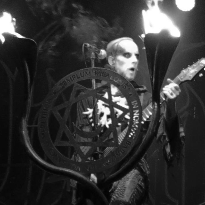 • Nox Ithil Creations • Nergal, Behemoth.