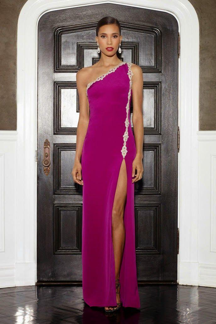 Hermosos vestidos de gala para fiesta   Vestidos elegantes para ti                                                                                                                                                      Más