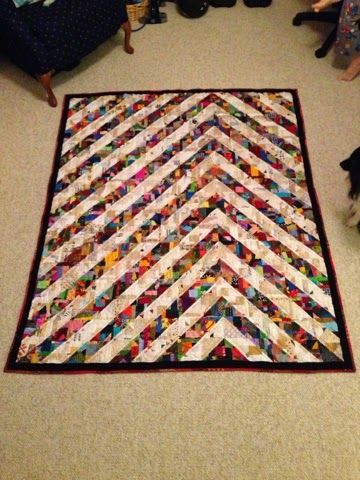 I have been meaning to post a picture of my crumb quilt. This ... : quilting meaning - Adamdwight.com