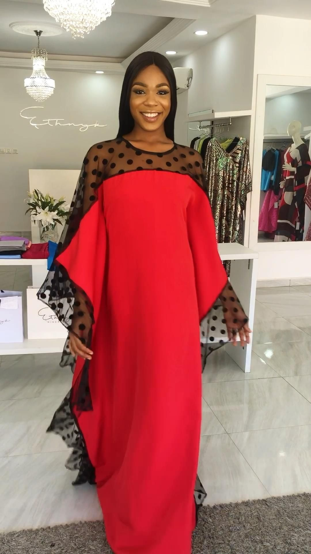 Available Now At Ethnyk Com Video In 2020 Dresses By Length African Print Fashion Dresses African Fashion