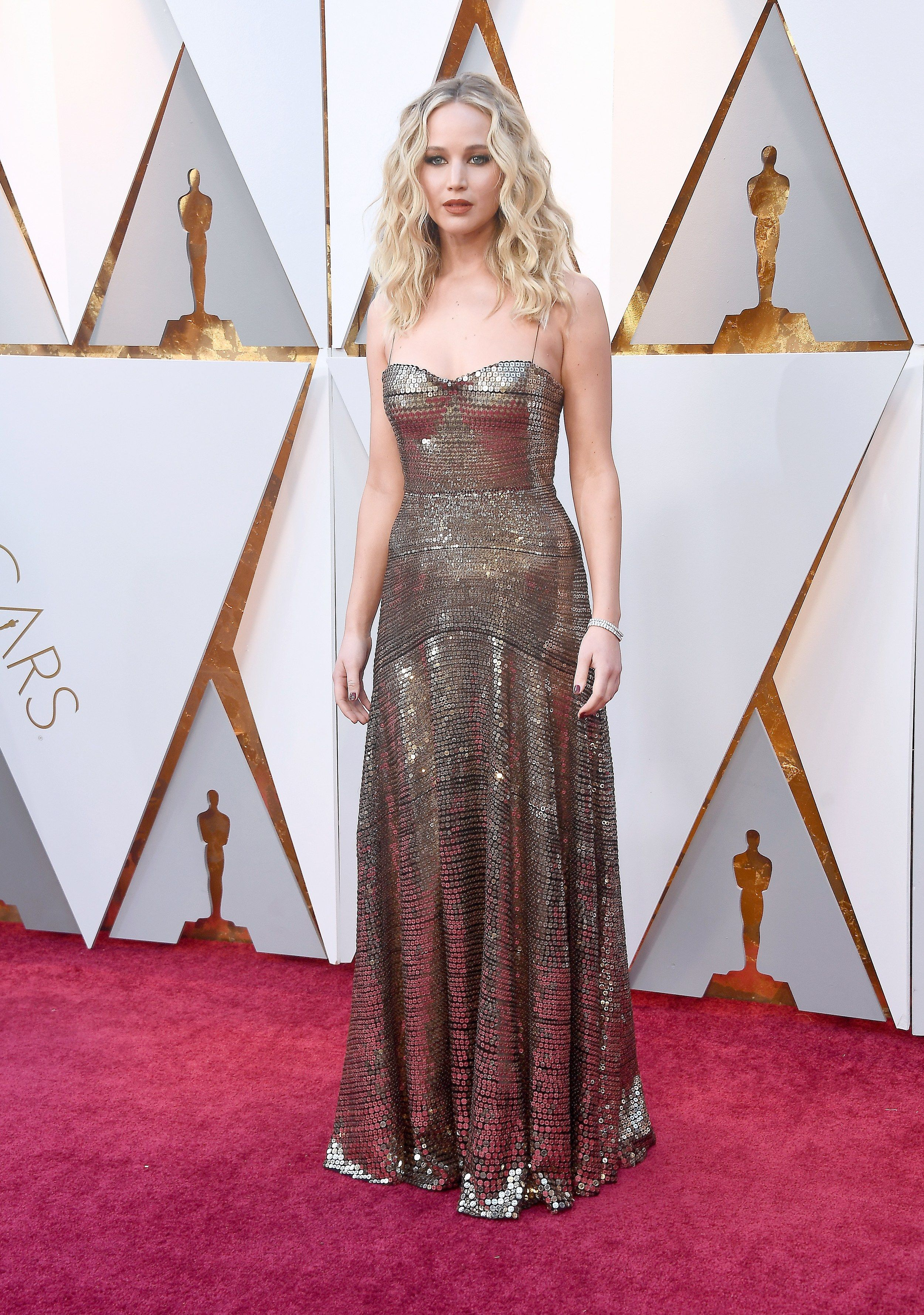 Oscars 2018: The Best Dressed Celebrities on the Red ...