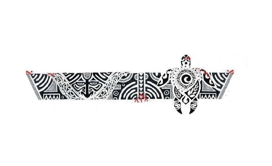 TATTOO MAORI: MAORI TATTOO BRACELETE … | Pinteres…