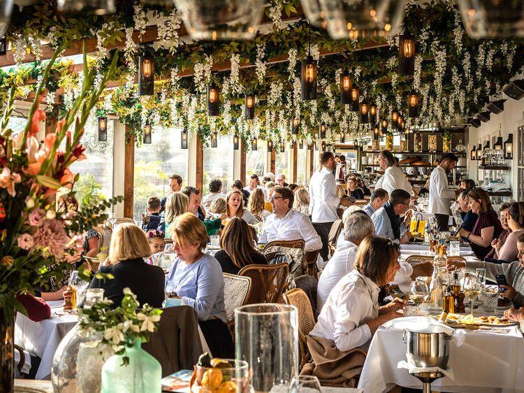 Covent Garden Rooftop Bar