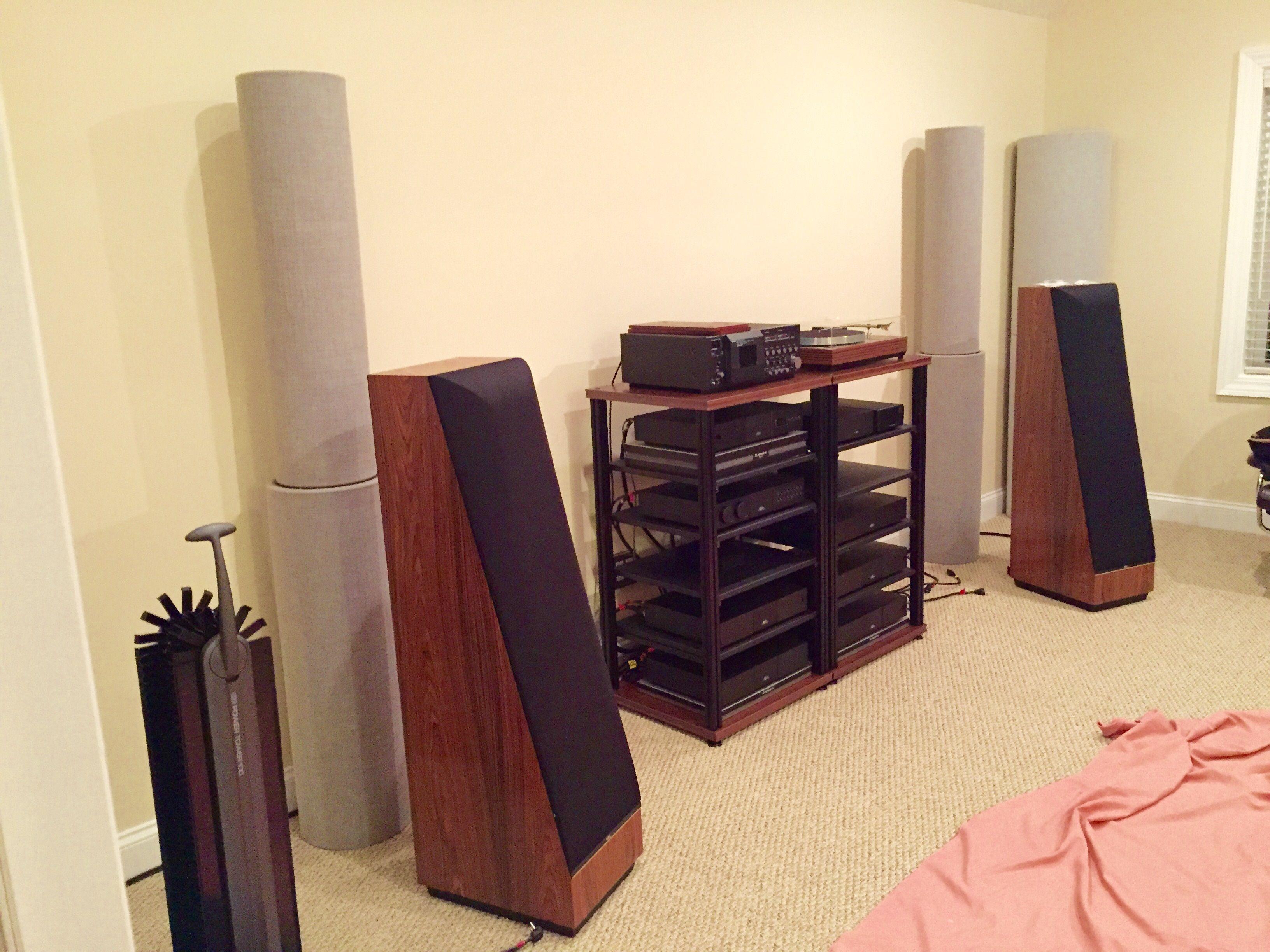 Thiel Naim Hifi High End Audio Stereo Speakers