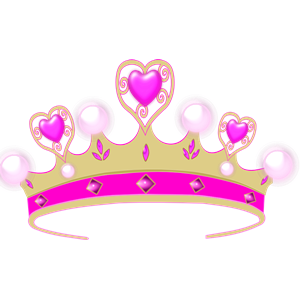 princess crown clipart, cliparts of princess crown free download (wmf, eps, emf, svg, png, gif) formats