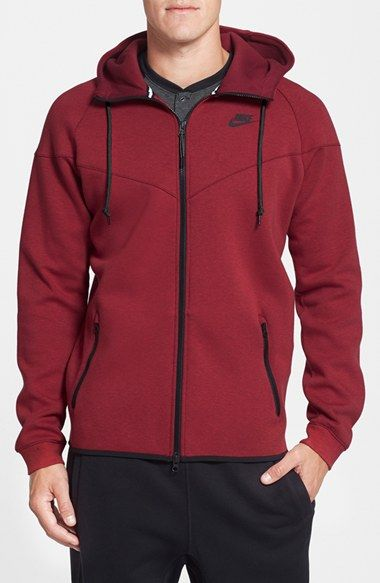 the best attitude b6dd9 bd55b Nike+Water+Repellent+Tech+Fleece+Windrunner+Jacket+available+at+ Nordstrom