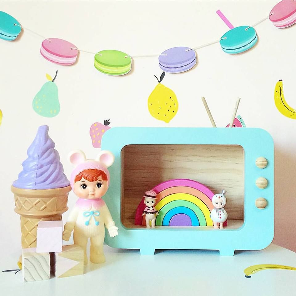 Kids Room Décor Has Never Looked Cuter These Gorgeously Australian Designed And Made Wooden Shadow