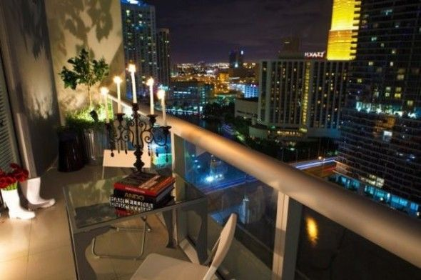 The High Rise Apartment In Miami