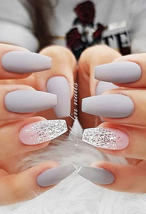 42 Acrylic Nail Designs Of Glamorous Ladies Of The Summer Season. Picture number  14