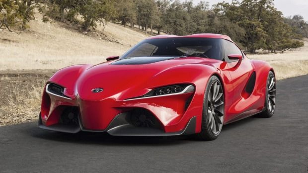 The Latest Details On The Long Awaited Japanese Sports Car.