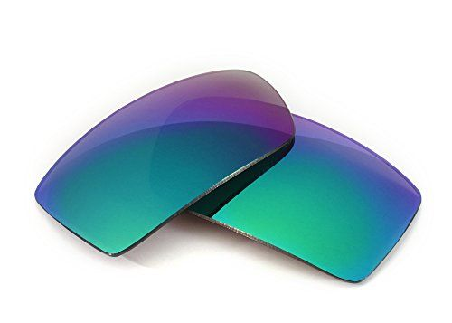 5c027ae0da FUSE Sapphire Mirror Polarized Lenses for Spy Optic Logan    Amazon most  trusted e-retailer  Sunglasses50Off