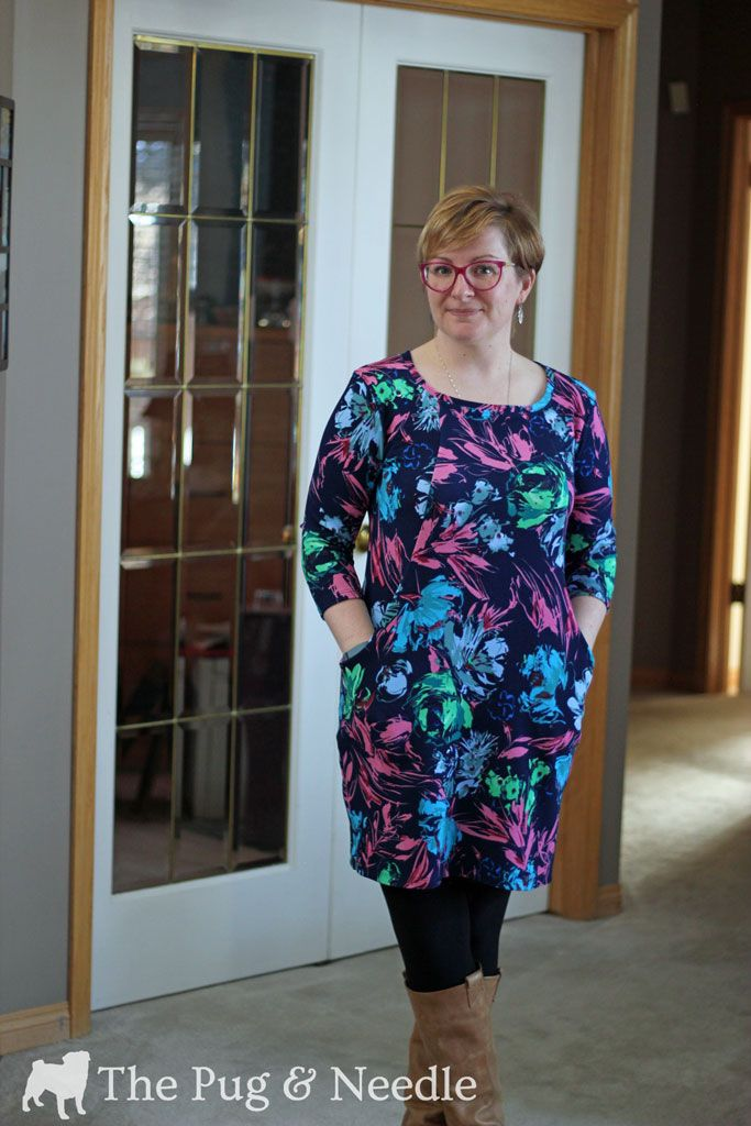 Sew Over It - The Heather Dress | Pdf sewing patterns, Sewing ...
