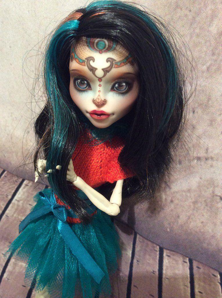 Новые перерисовки Monster High - Бэйбики | Куклы, Живые ...