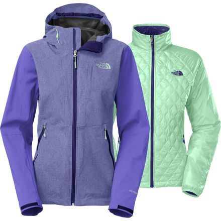 1b73beec3 The North Face Thermoball Triclimate Jacket - Women's | Winter ...