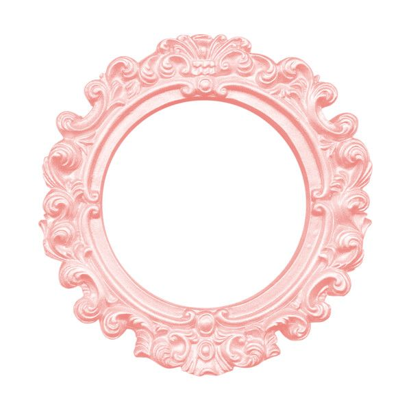 Jss Oohhlala Frame Pink Light 2 Png Liked On Polyvore Bingkai Pengeditan Foto Selebritas