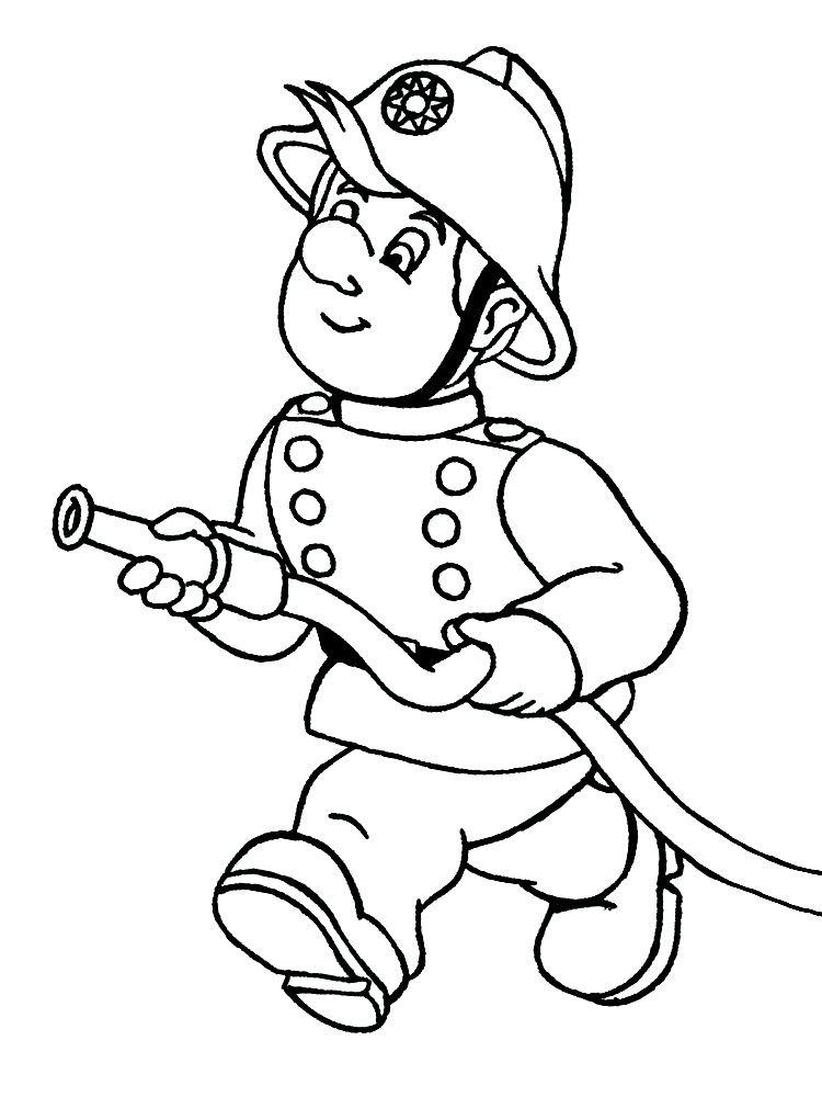 Профессии раскраски для детей Раскраски, Рисунки для