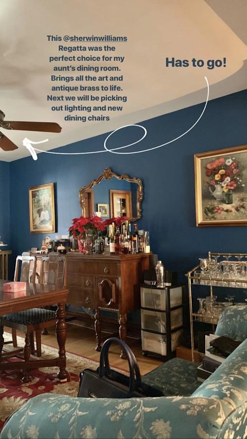 Sherwin WIlliams Regatta in 2020 Paint colors, Home