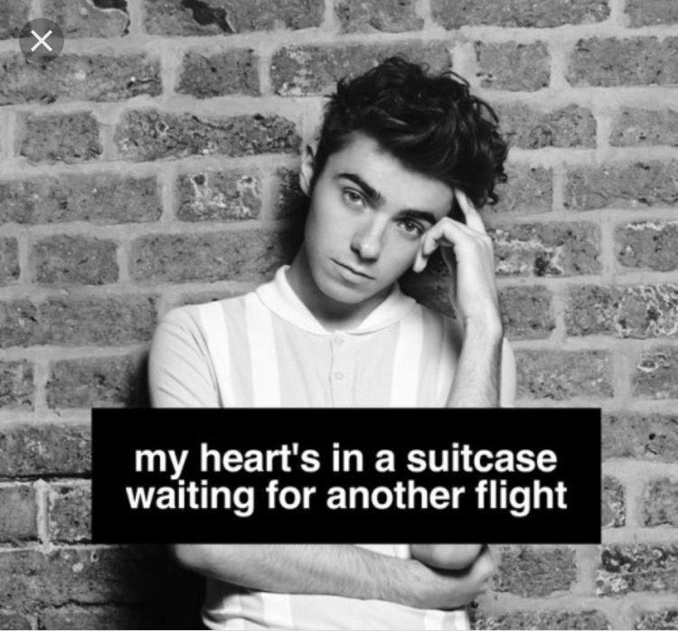 Theres only one of you lyrics nathan sykes