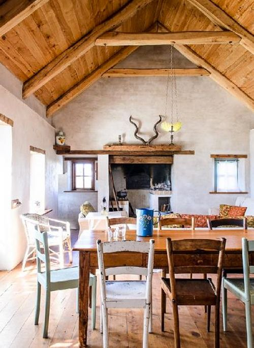 A SOUTH AFRICAN BEACH COTTAGE South African cottage furniture