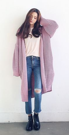 Photo of Trend Winter Korean Style – Fits your own style instead of hourly …