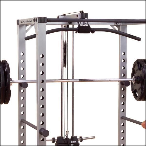 Body Solid Pro Power Rack Gpr378 With Images Body Solid Power