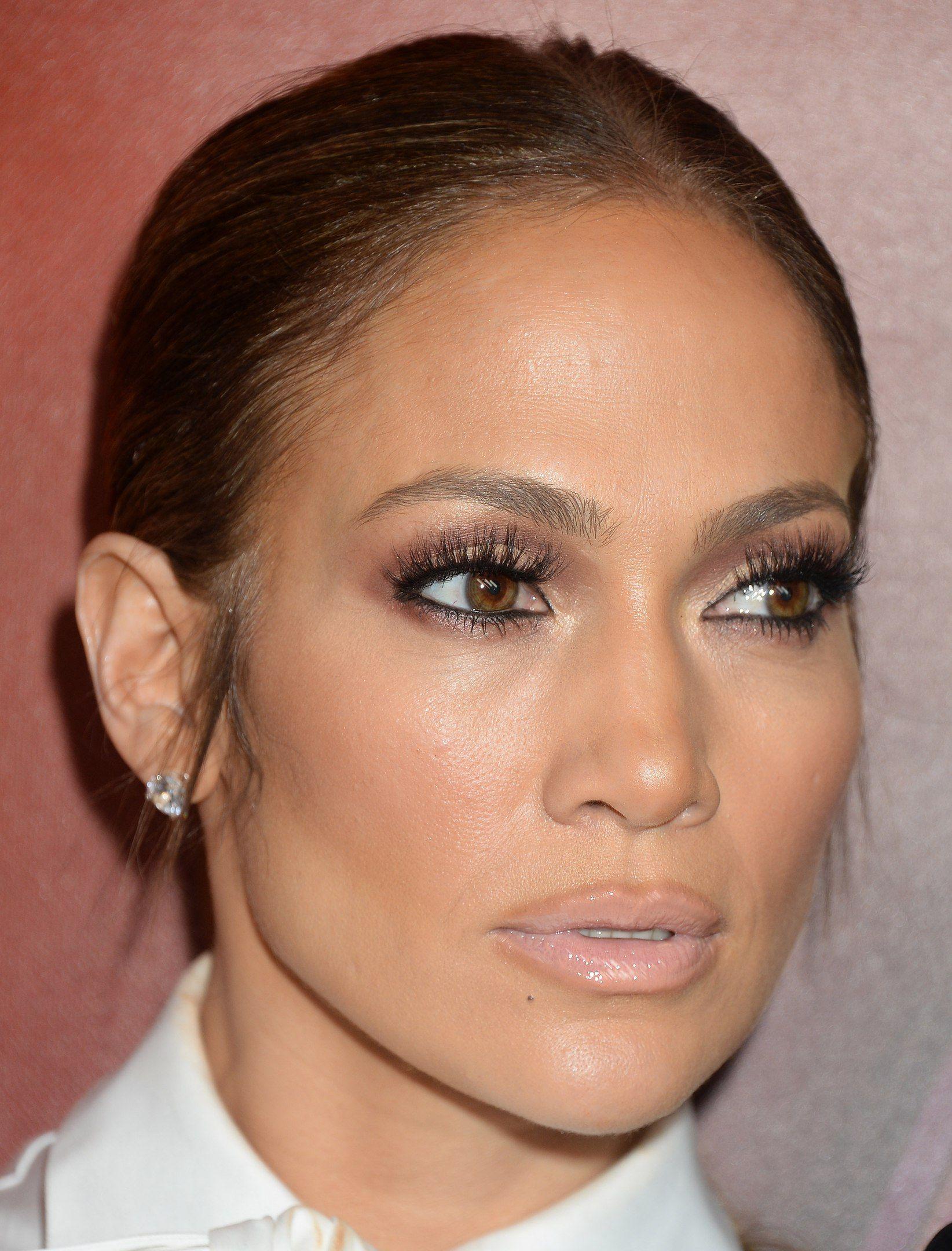 Jennifer Lopez Jlo Makeup Eyemakeup Pretty Hair And Makeup - Jlo-makeup