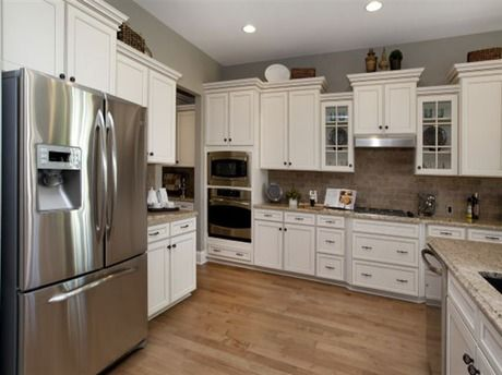 Eastover By Ryland Homes At Cureton Home Kitchen Redo New Homes