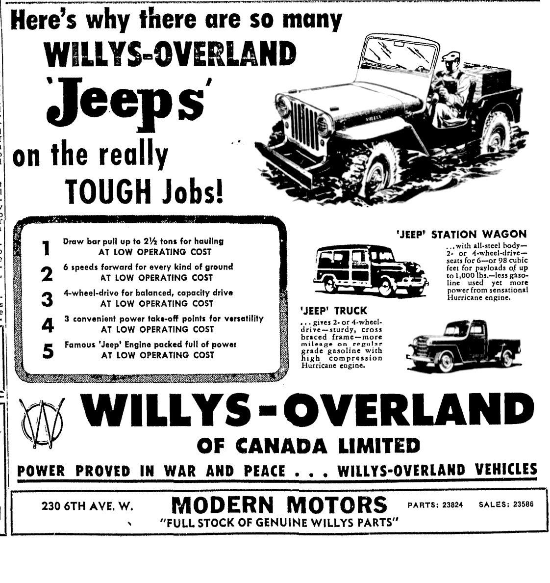what makes a willys cj