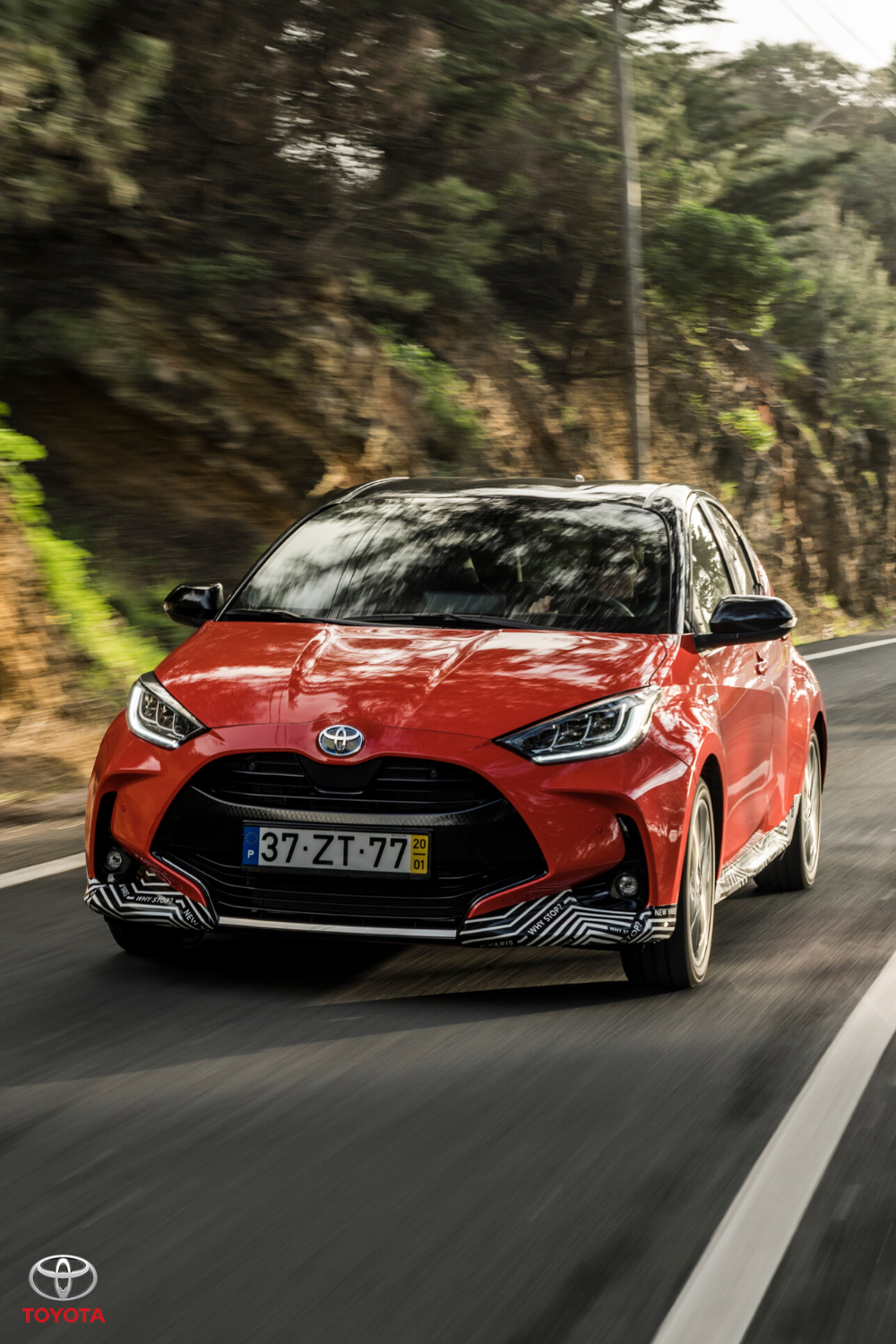 Packed full of technology, the all-new Toyota Yaris is our safest Yaris yet with advanced active and passive safety systems. Click to find out more. #Toyota #ToyotaYaris #SmallCar #CompactCar #CityLiving #HybridCar #NewCars