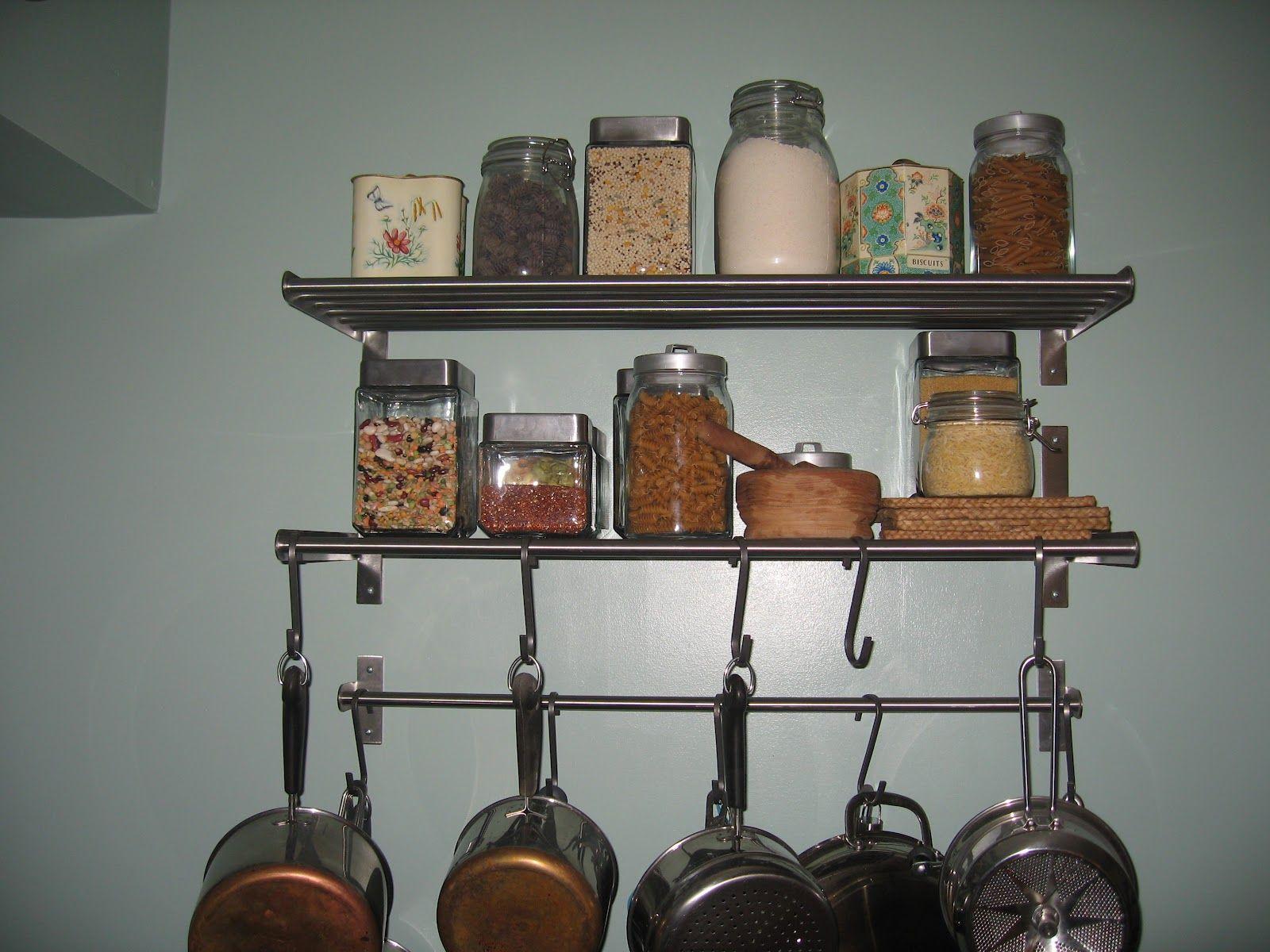 ikea kitchen wall hooks Google Search