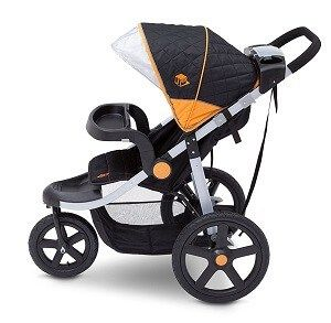 J Is For Jeep Brand Adventure All Terrain Jogging Stroller Review