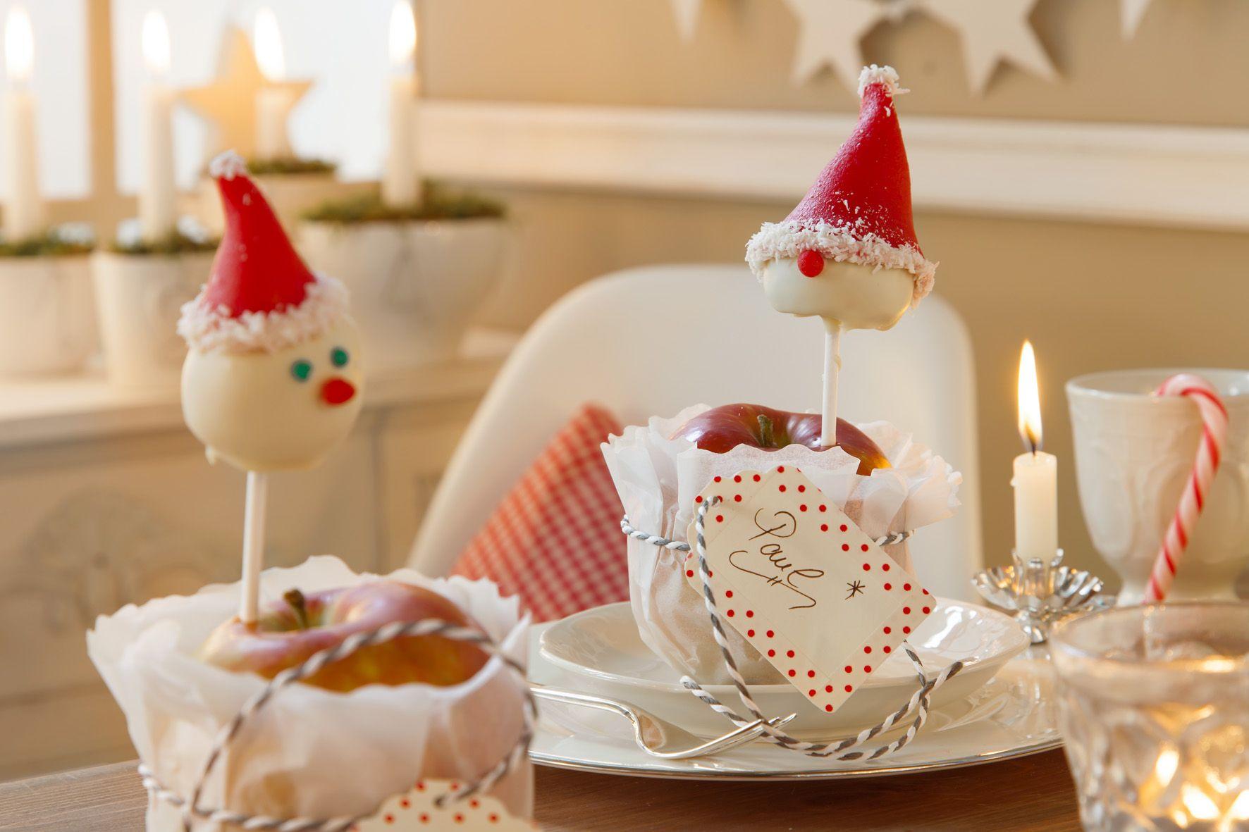 Adventskaffee in rot & weiß - wie gemütlich! | Kuchen, Christmas ...