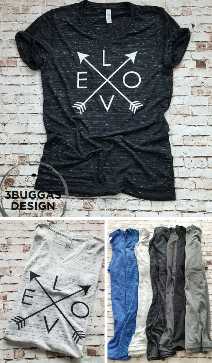 It looks SO COMFY!! I love the arrows too - Womens Arrow Shirt Love ... e0f2a3b9b4