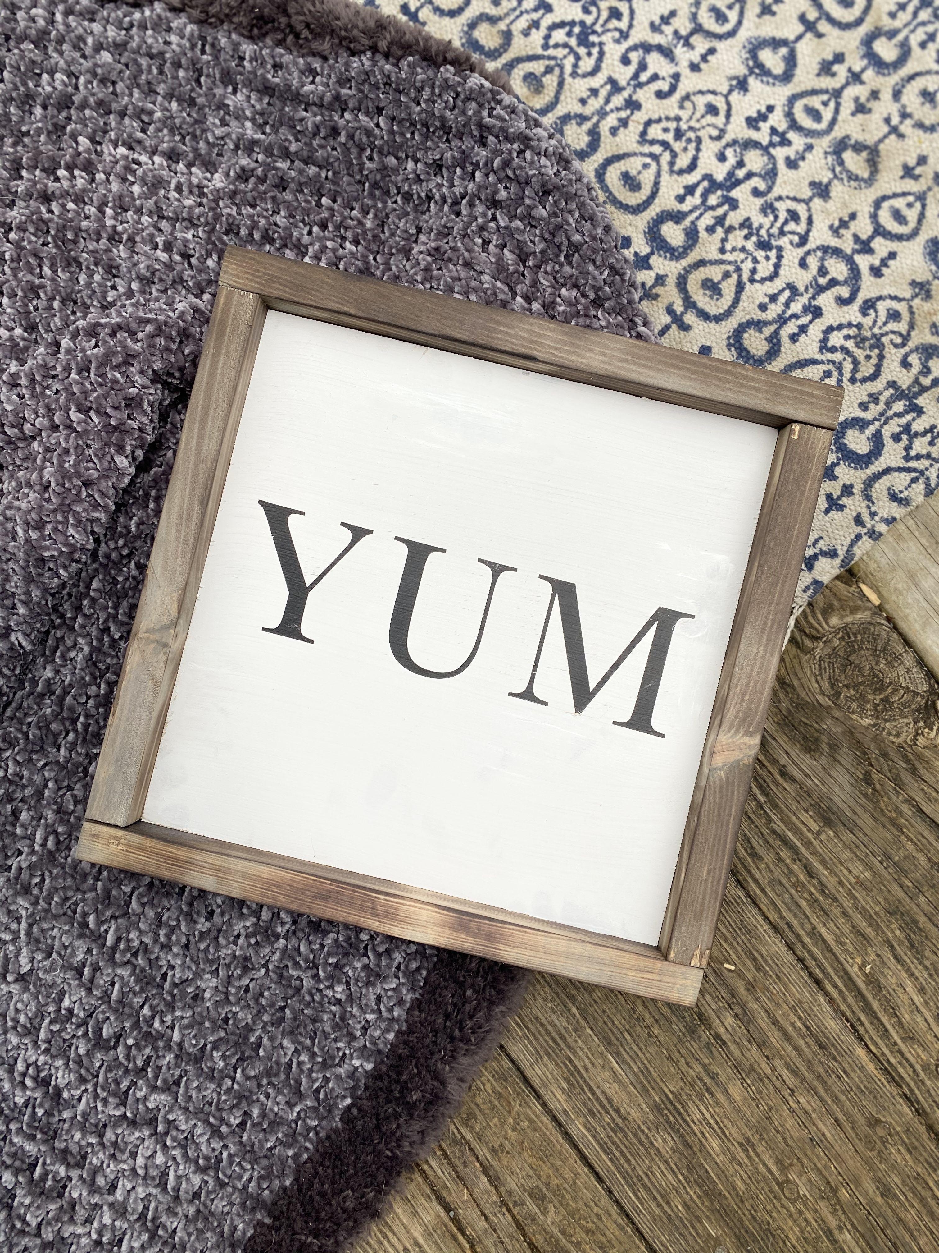 Diy Yum Kitchen Sign Elegant Kitchens Sign Design