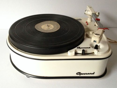 Details about Garrard 440m Turntable / Record Player works