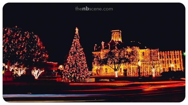 New Braunfels, Texas Christmas on the Plaza - New Braunfels, Texas Christmas On The Plaza New Braunfels