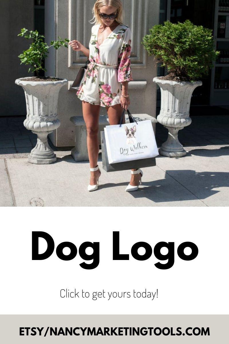 Puppy Logo Pet Shop Logo Dog Logo Design Canine Logo Dog Grooming Logo Dog Logo Animal Logo Pet Logo Pet Logo Design Paw Logo Pup Dog Logo Design Whimsical Logo Balloon