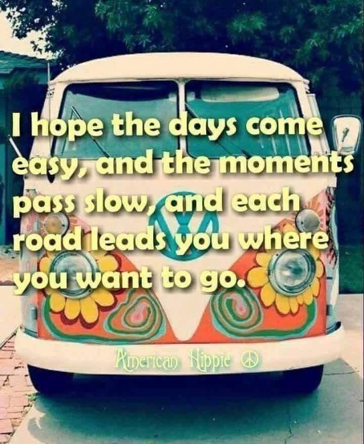 Hippy quote | birthday | Happy hippie quotes, Hippie quotes ...