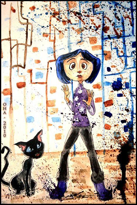 Coraline Jones by Coraline jones