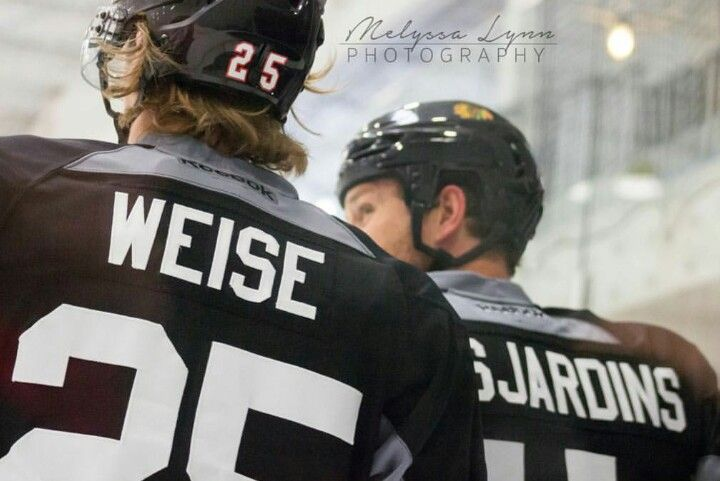 Dale Weise & Andrew Desjardins